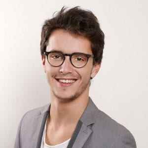 Raphael Equipe IO Connect Attaché Marketing Communication