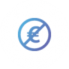 Icone d'argent présentant l'IoT avec Sigfox